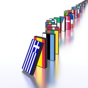Europe Debt Crisis - Domino Effect