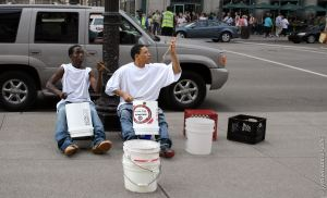 chicago bucket boys michigan avenue