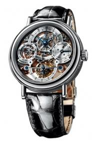 breguet tourbillon perpetual calendar watch