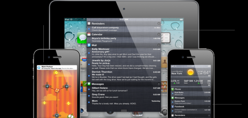 apple ios5 device sync and integration